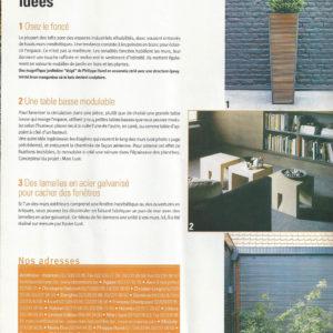 publication presse Jöelle Callebaut