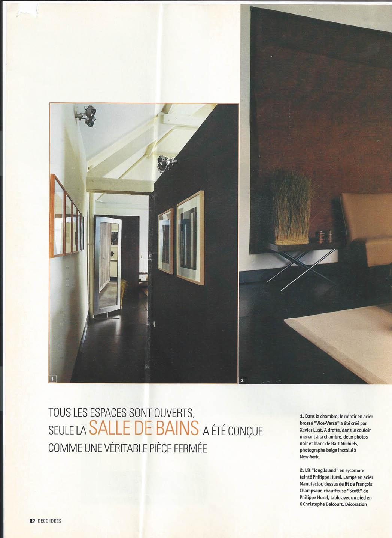 Perspectives - Joëlle Callebaut: Interior Designer ...