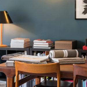 décoration intérieure Agence perspecrtives Ramatuelle